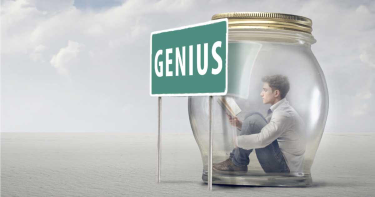 You May Not be Anti-Social But Genius!