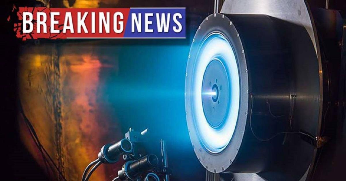 New Ion Thruster of NASA May Take Us to Mars
