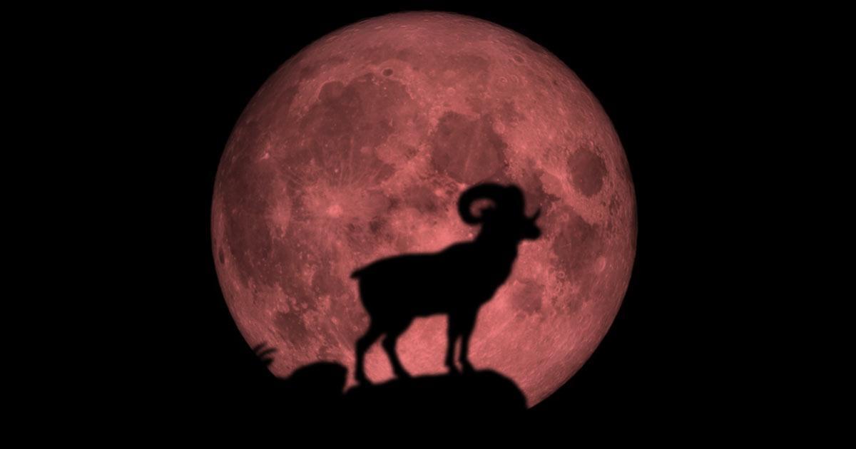 October 2017 Aries Full Moon Has a Spiritual Influence