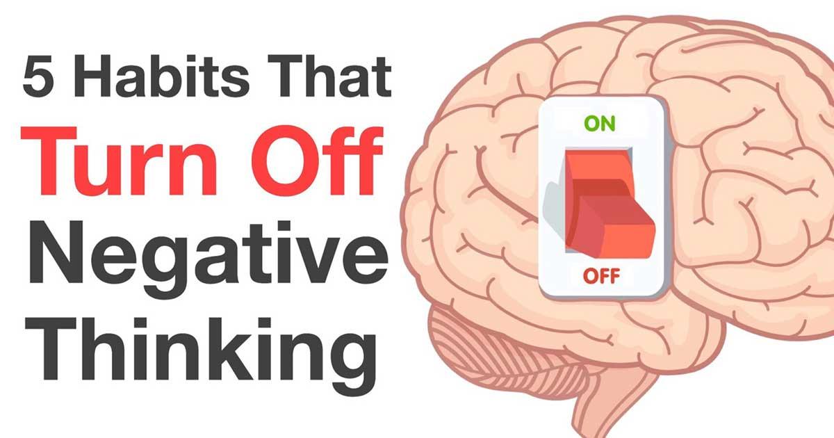 5 Ways to Reframe Negative Thinking