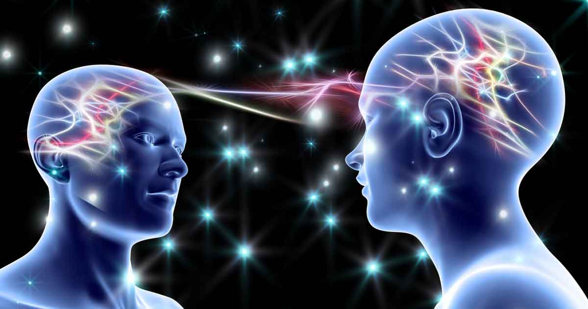 Scientific Discovery: People Absorb Energy from Other People