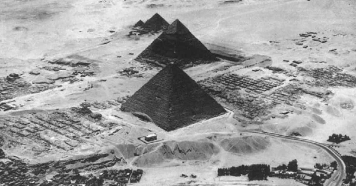 The Meaning of Pyramids Revealed by Russian Scientists