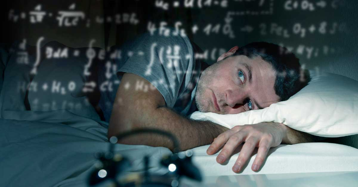 Messiness, Staying Up Late, and Swearing Indicate on High IQ