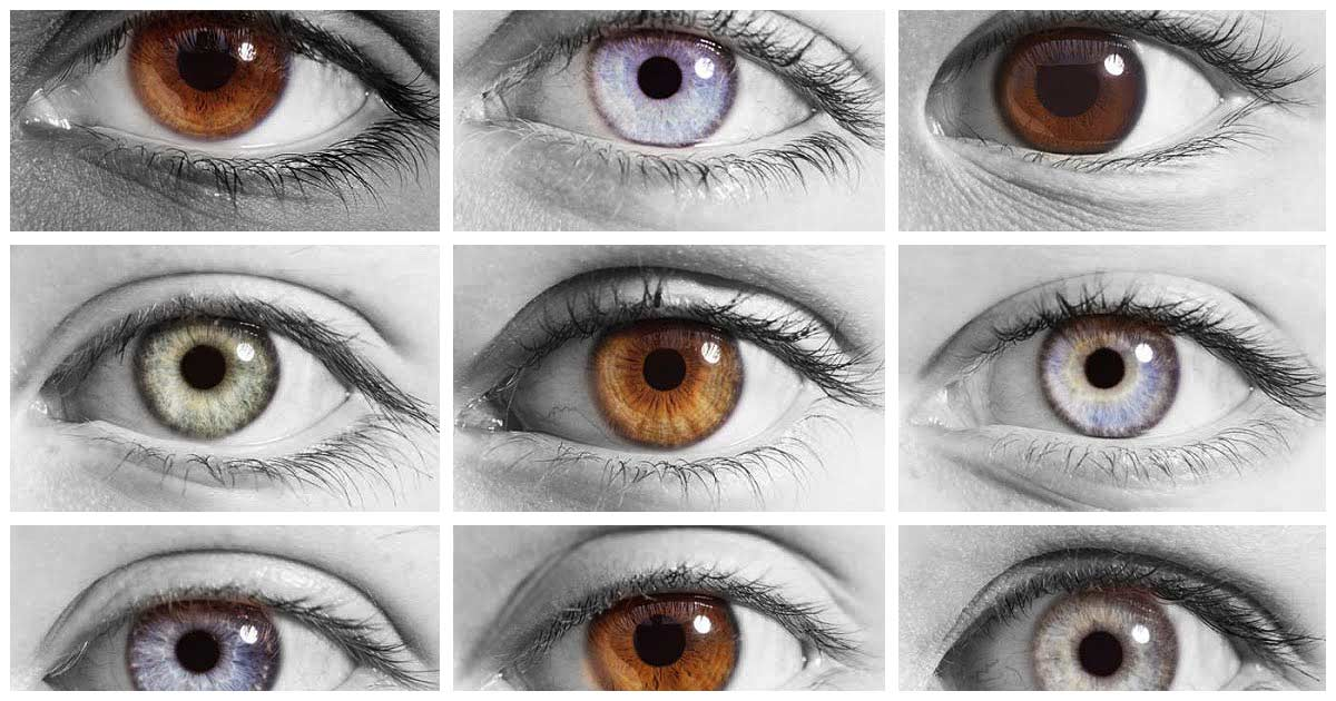 According to Scientists Your Eye Color Reveals Your Personality