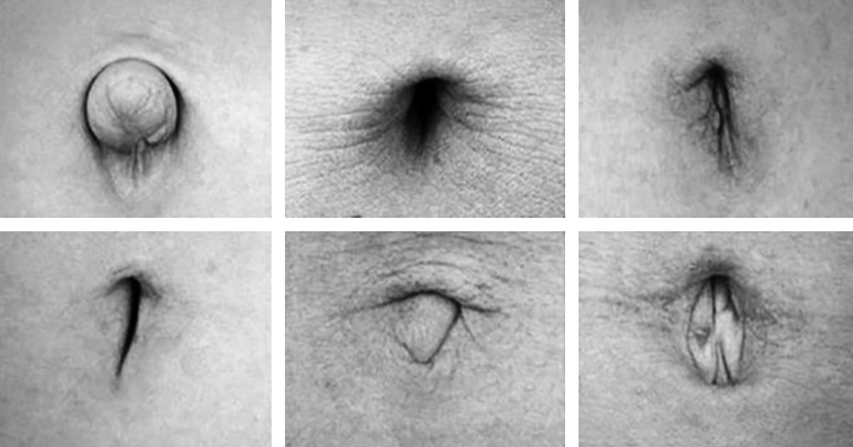 The Shape of Your Navel Reveals Your Personality