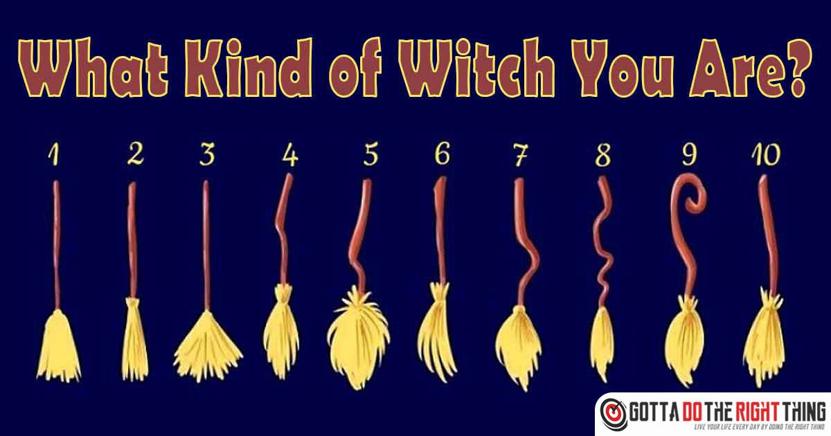Choose a Broom and Learn About The Magical Gift in Each of Us!