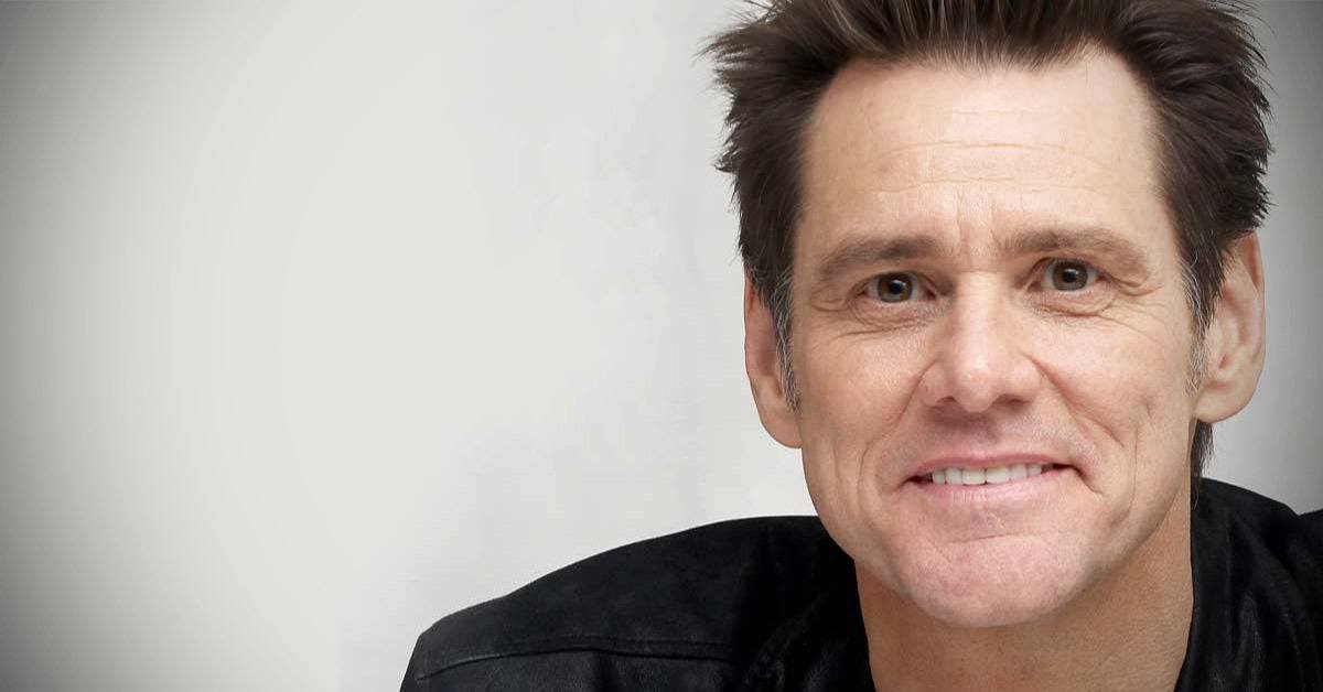 Jim Carrey Shares A Truly Inspiring Speech