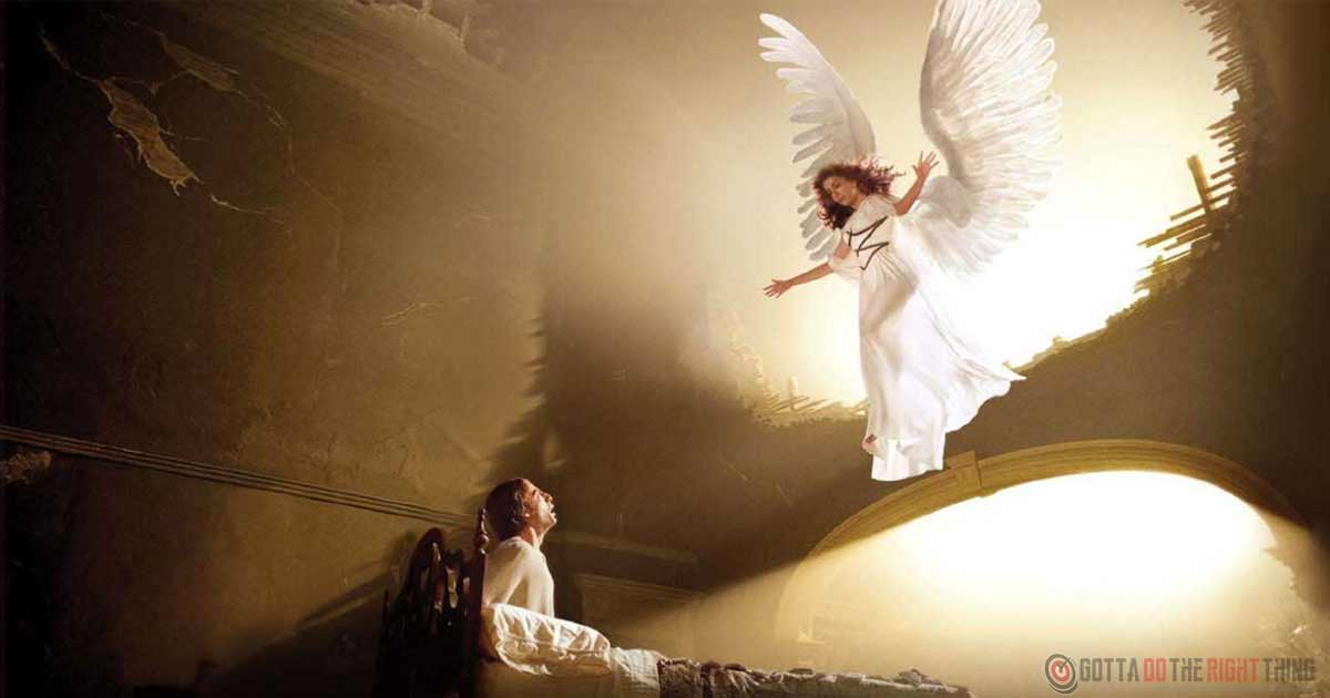 13 Signs Indicating There Is An Angel Watching Over You & Protecting You From Evil