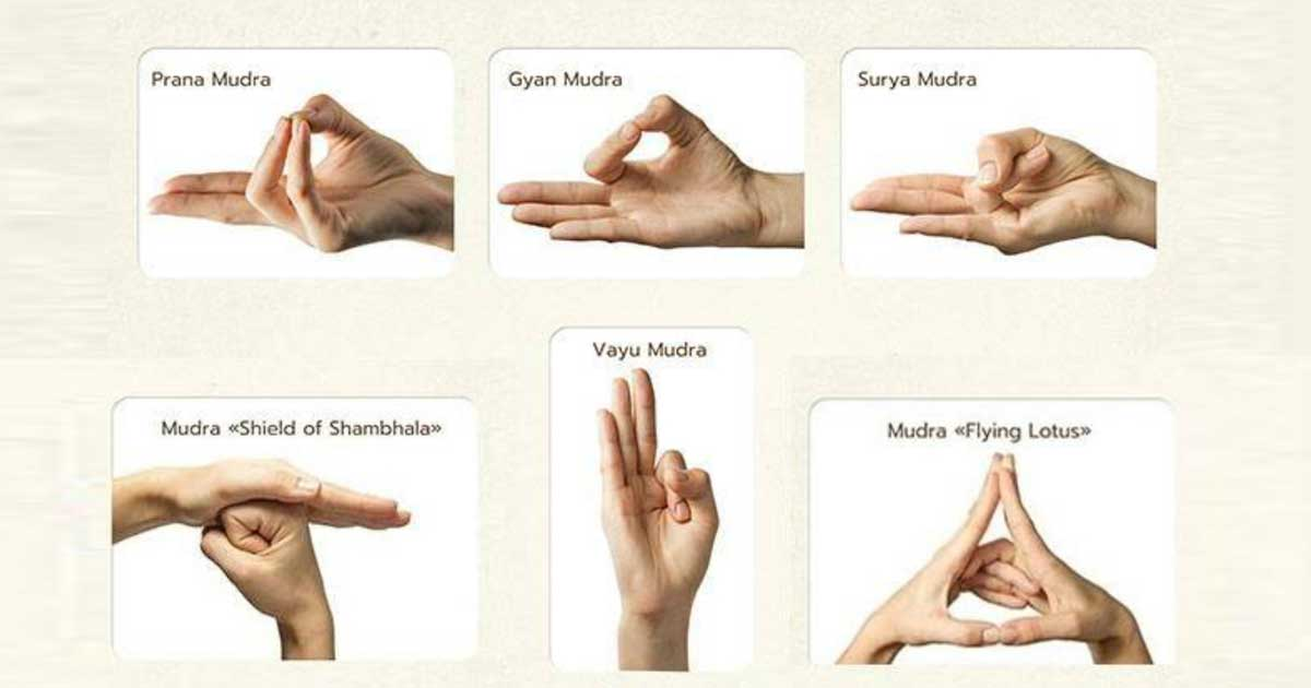 10 Yoga Hand Mudras That Will Help You Relieve Anxiety Migraine Depression