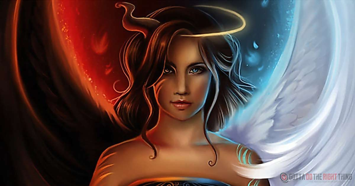 Find Out If You Are An Angel Or A Devil, According To Your Zodiac Sign
