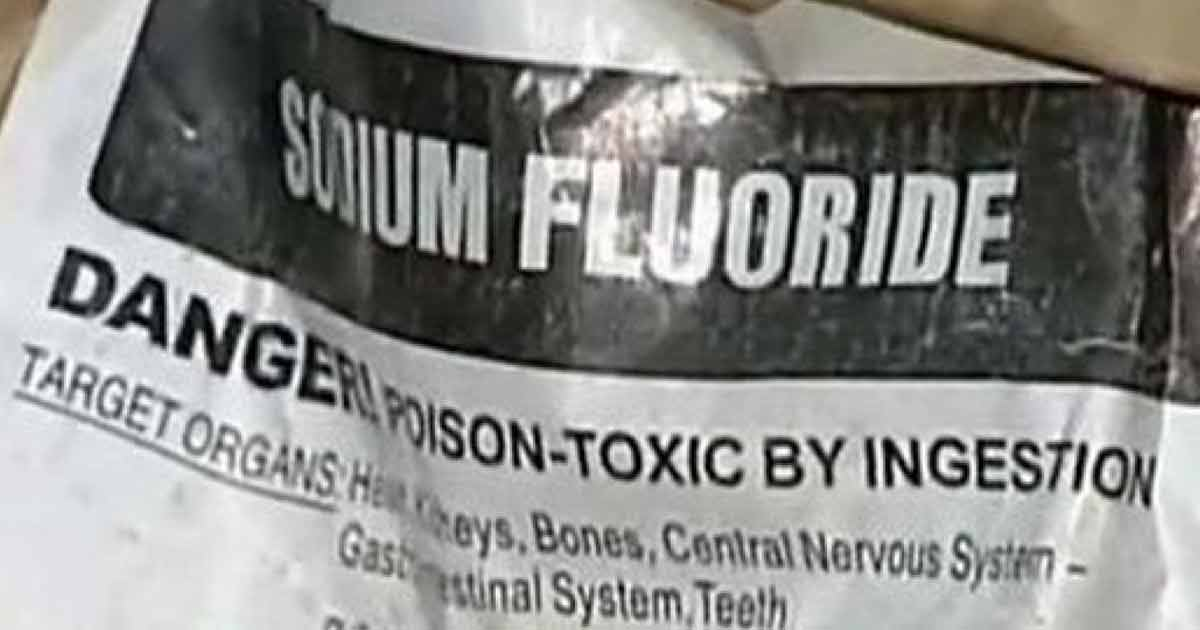 Fluoride Classified As A Neurotoxin In The Most Influential Medical Journal