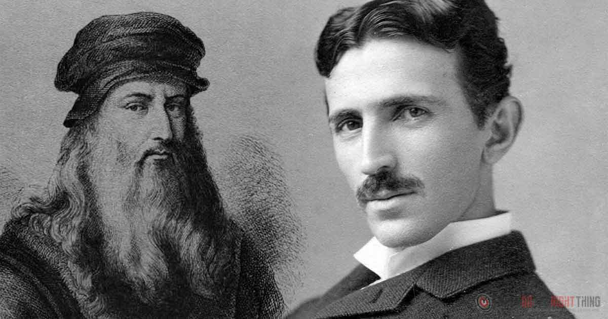 How Did The Uberman Sleep Cycle Help Tesla & da Vinci In Their Successful Lives?