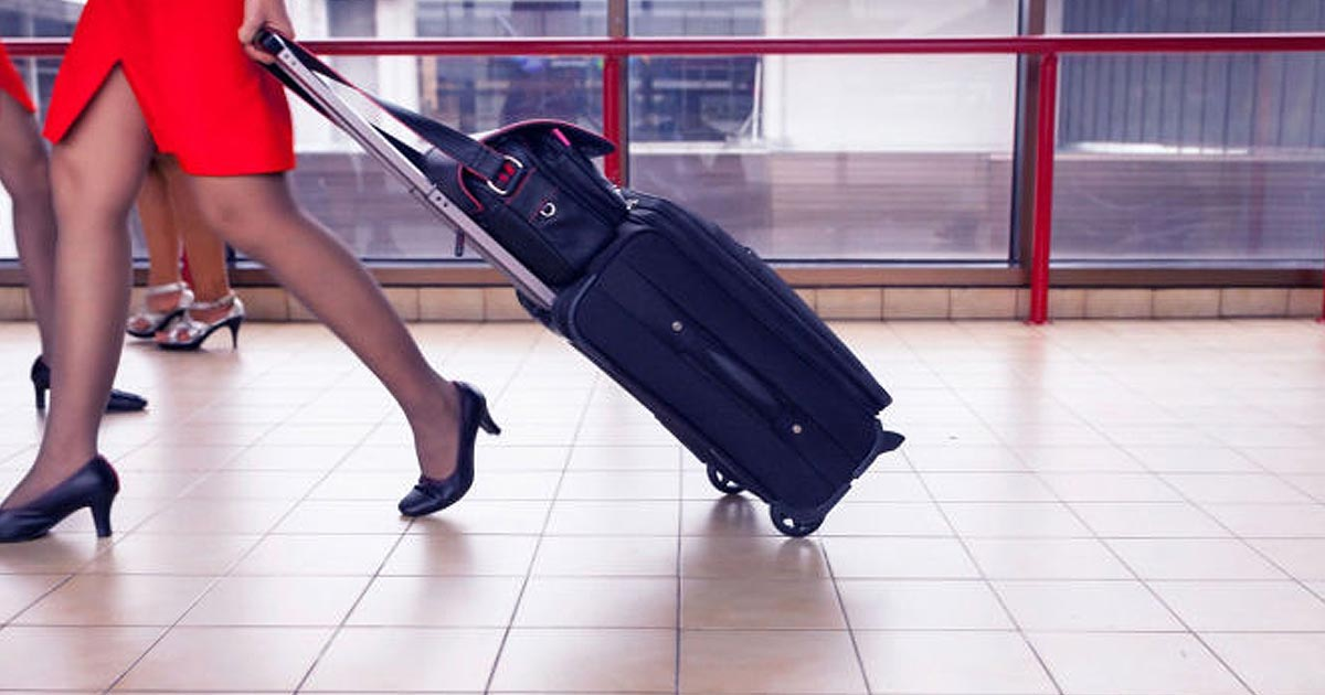 Want to Date a Flight Attendant? You Better Prepare for This...