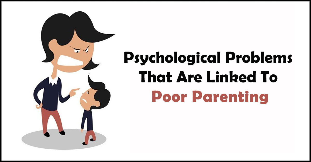 10 Parenting Mistakes and Their Effect on the Child's Development