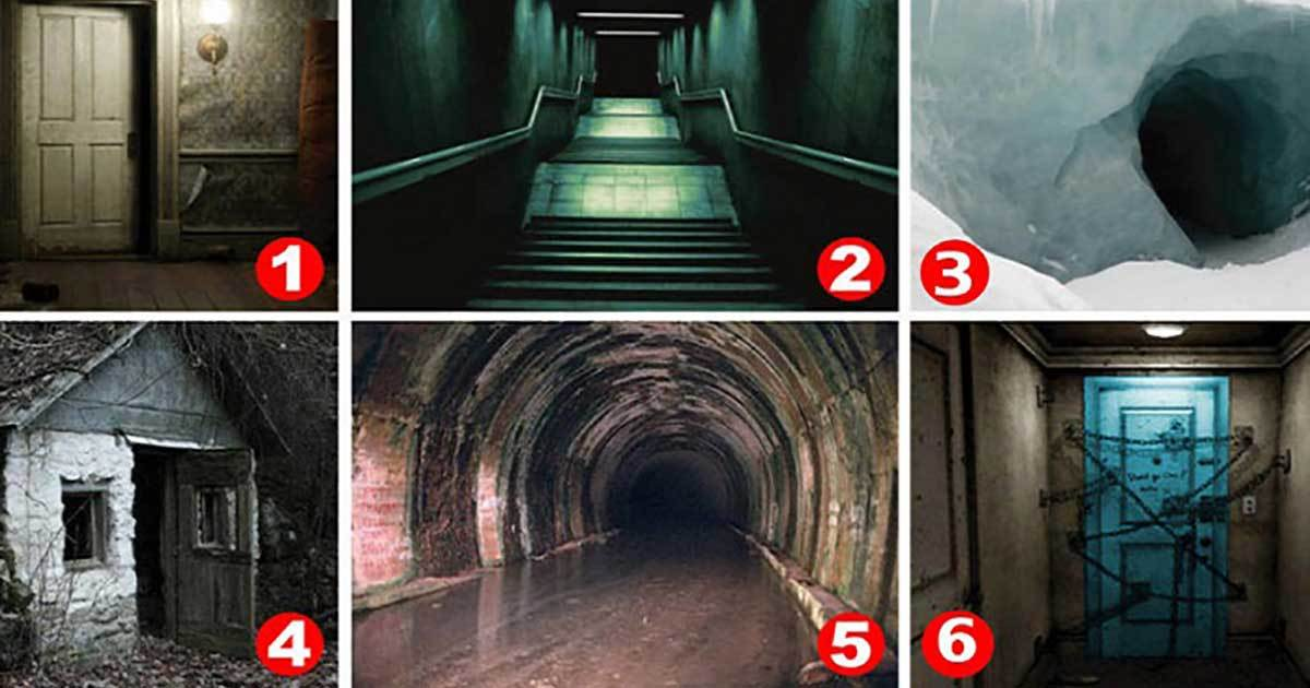 What Door You Will Never Enter? The Answer Reveals Your Personality