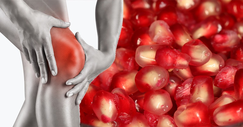 8 Health Benefits Of The Powerful Pomegranate Seeds