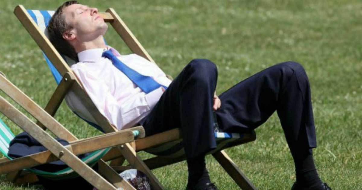 People over 40 Are More Productive If They Work 3 Days per Week