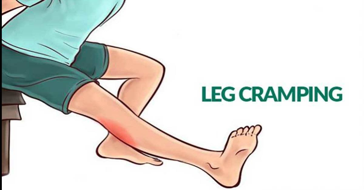 Reasons Why Our Legs Cramp Up at Night and How to Deal With It