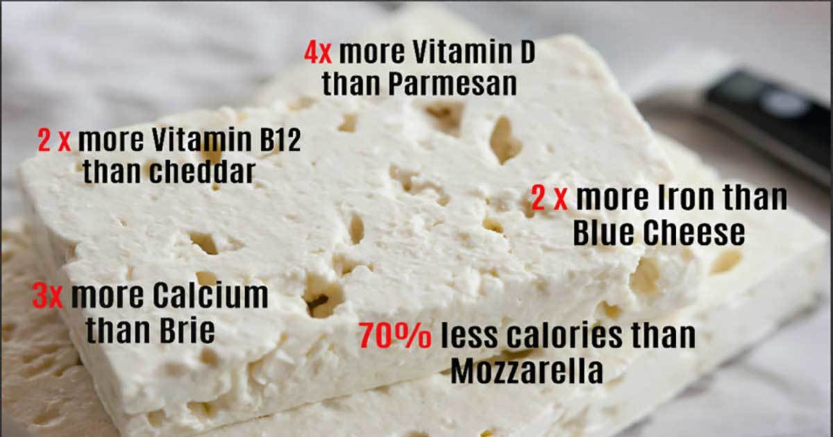 This Is Why Feta Is the Healthiest Cheese