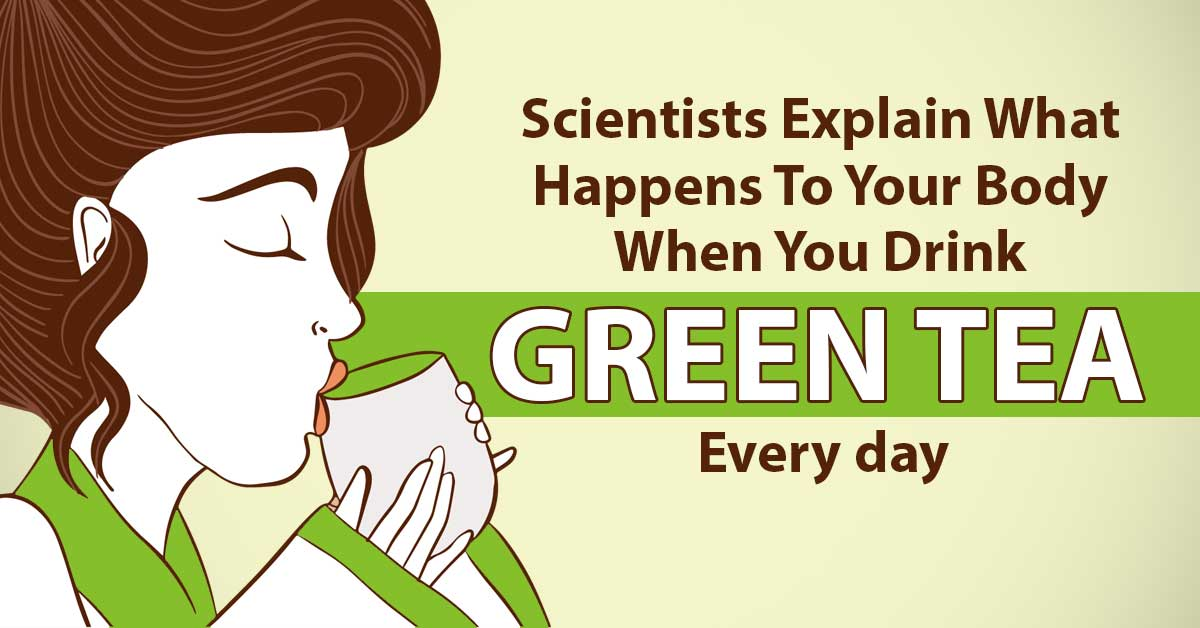 10 Reasons to Start Drinking Green Tea Every Day