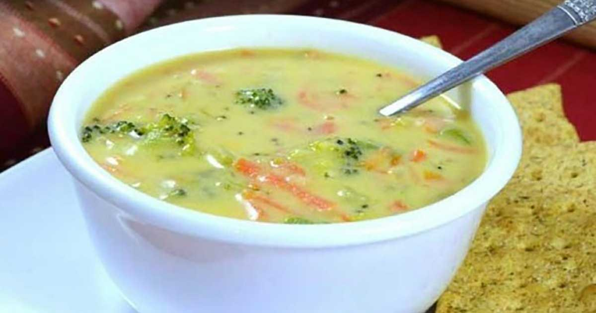3 Detox Soups You Can Eat as Much as You Want
