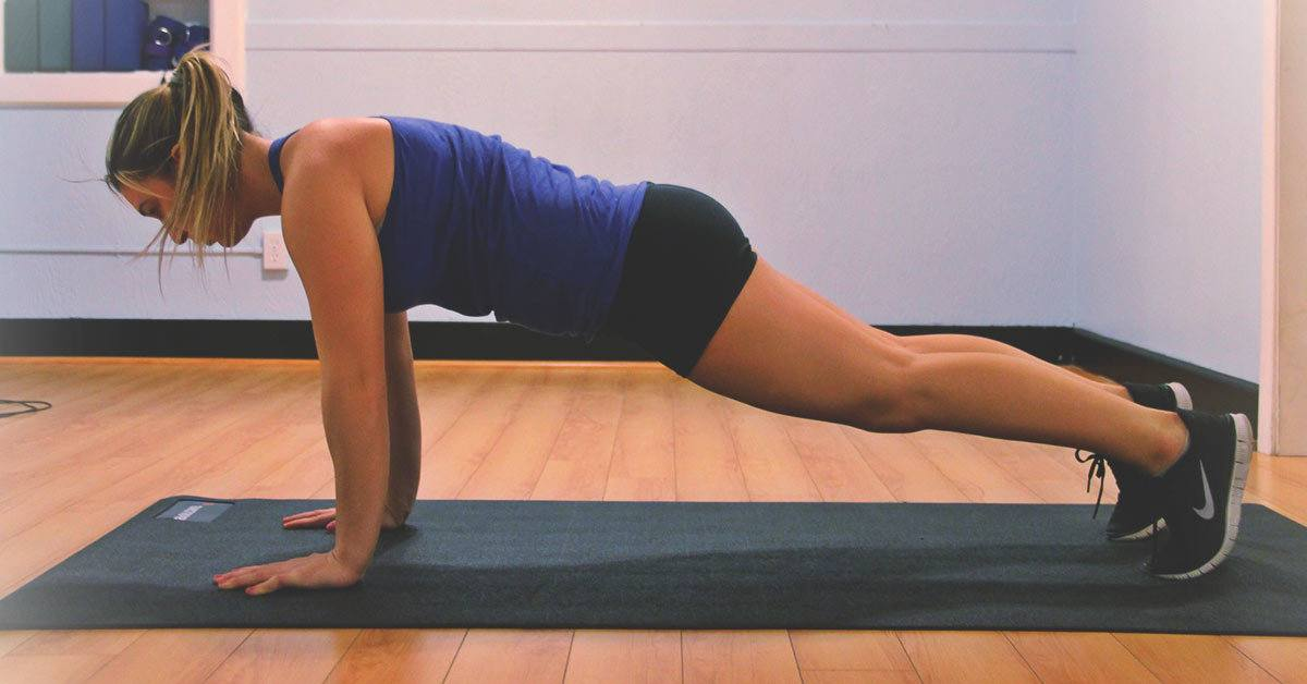 What Happens To Our Body When We Do Planks Every Day