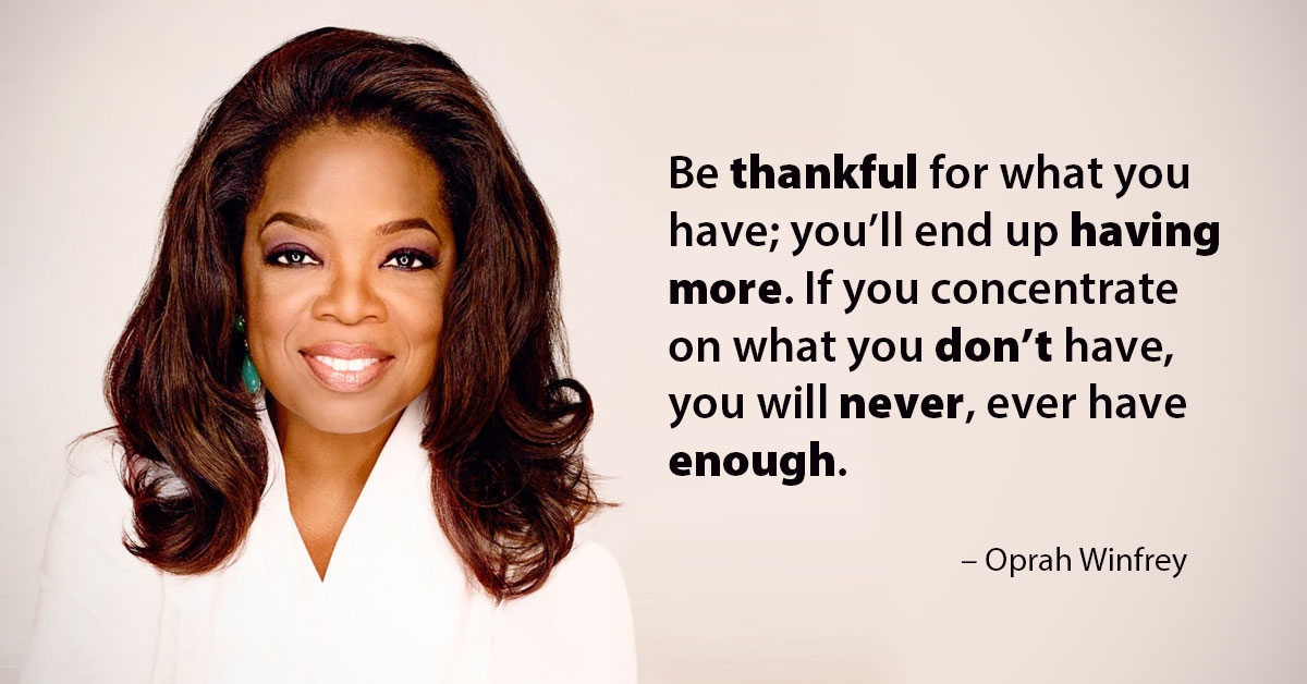 10 Inspiring Quotes to Be a More Thankful Person