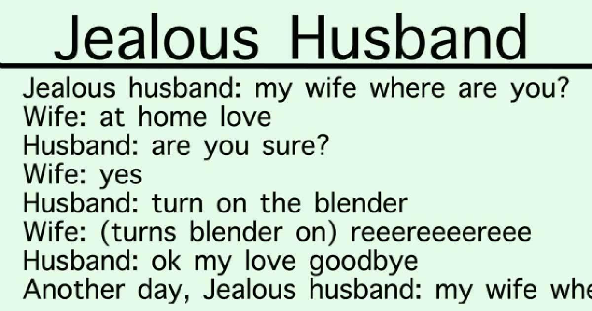Jealous Husband