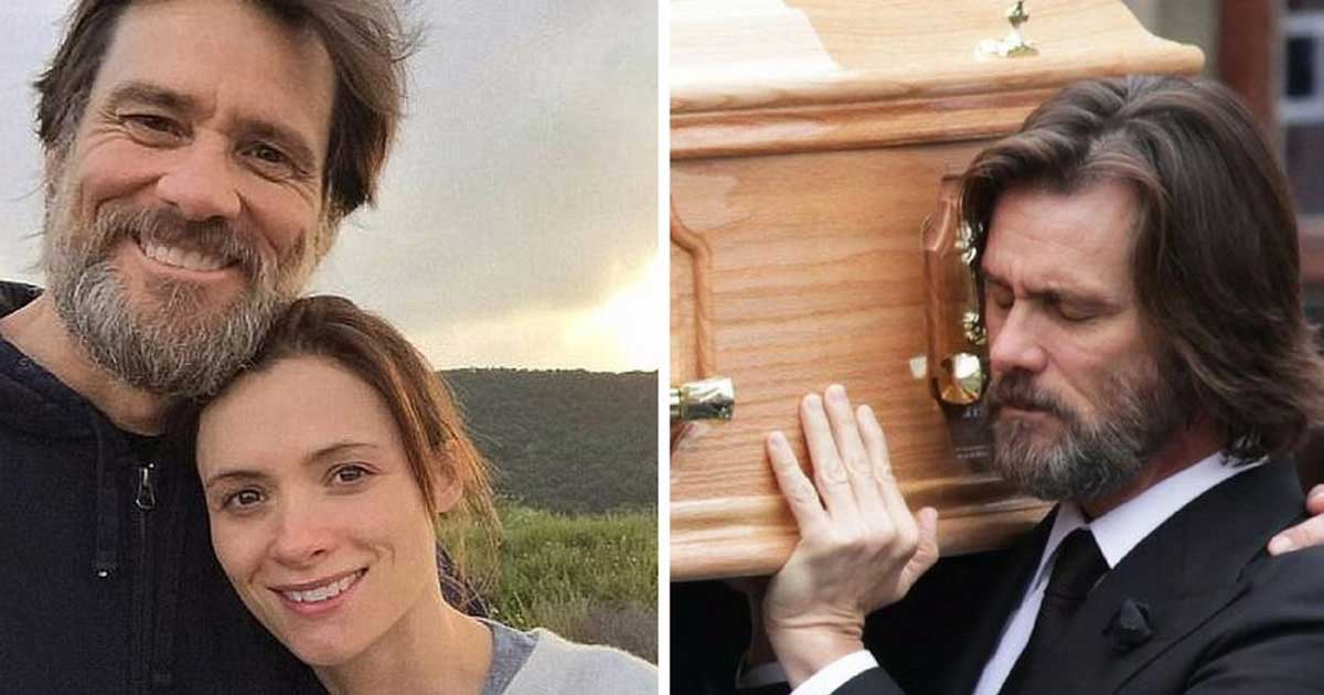 The Heartbreaking Note Jim Carrey's Girlfriend Wrote Before She Died