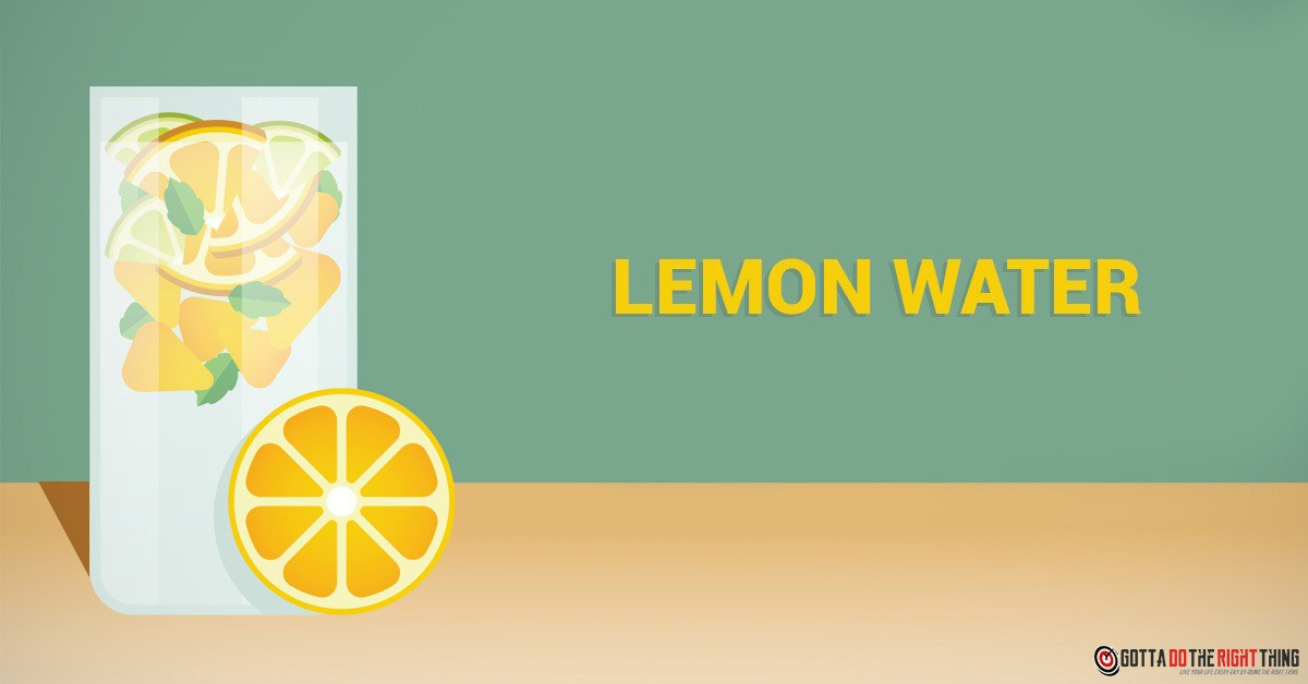 13 Reasons to Drink Lemon Water in the Morning
