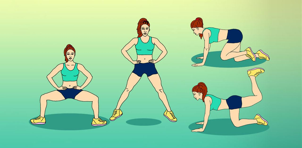 5 Thigh Exercises for Perfect Legs