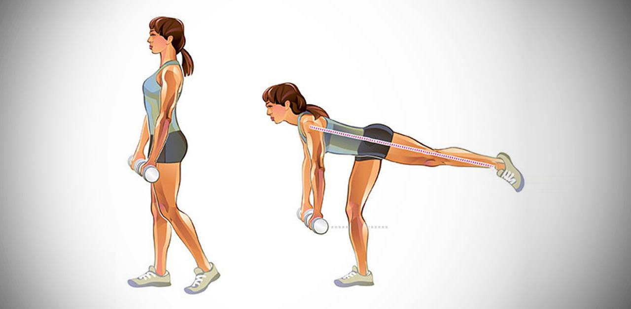 9 Exercises for A Good-Looking Toned Bum!
