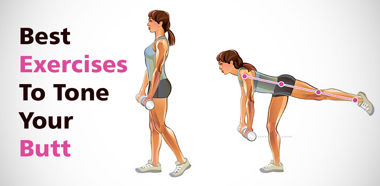Do These 9 Exercises To Get A Good-Looking & Toned Butt!