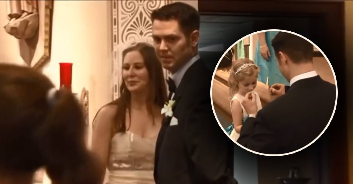 Groom Stops the Wedding, The Reason Will Melt Your Heart