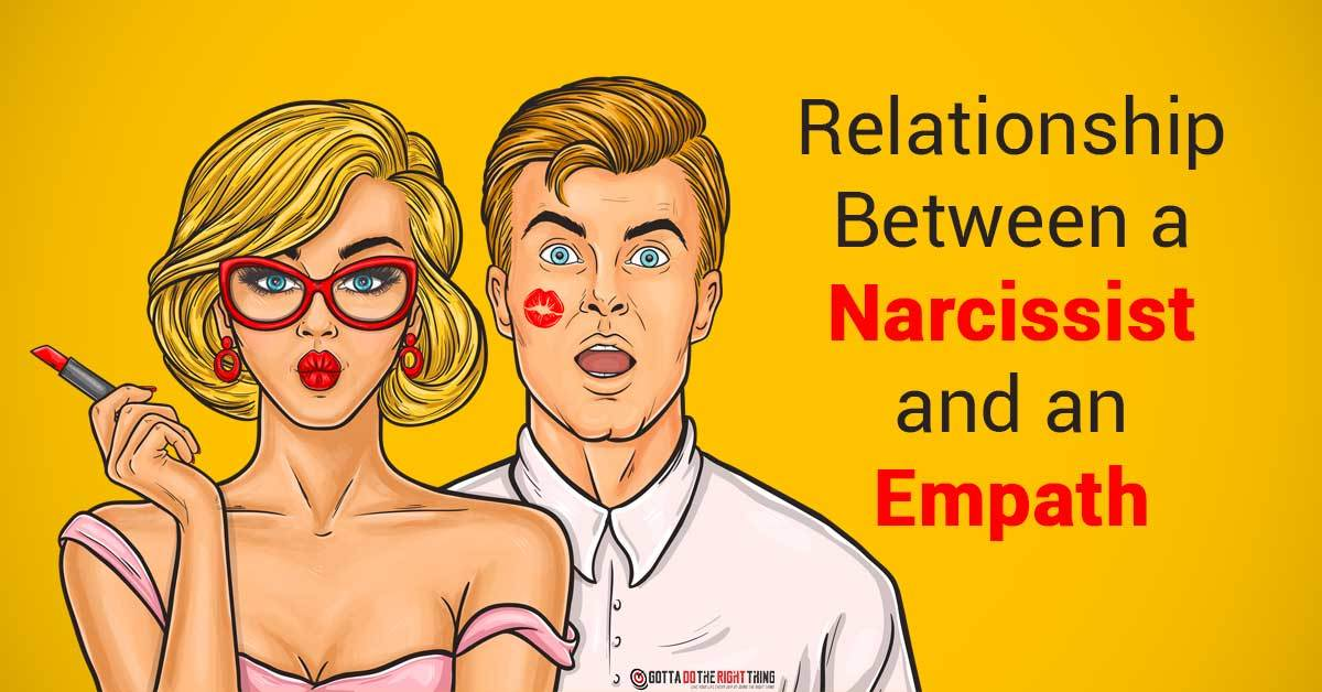How Does The Relationship Between A Narcissist And An Empath Evolve?