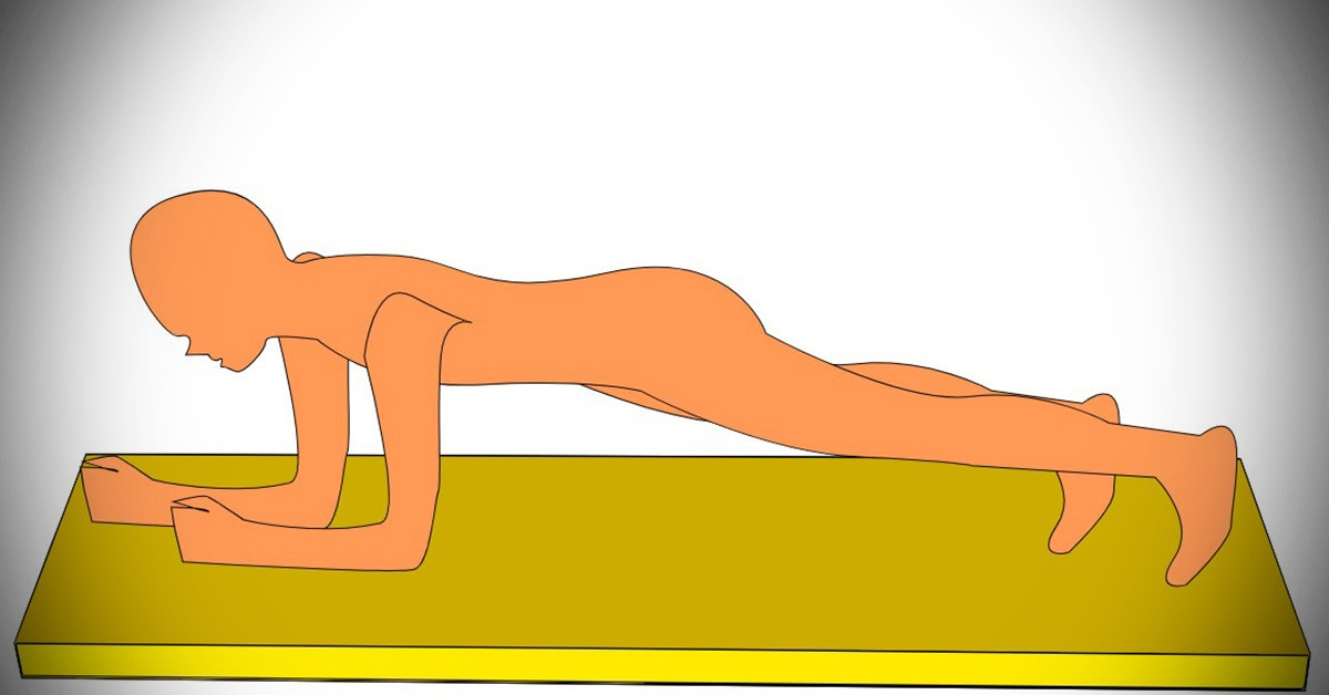 How to Get a Leaner Body With The Plank Challenge