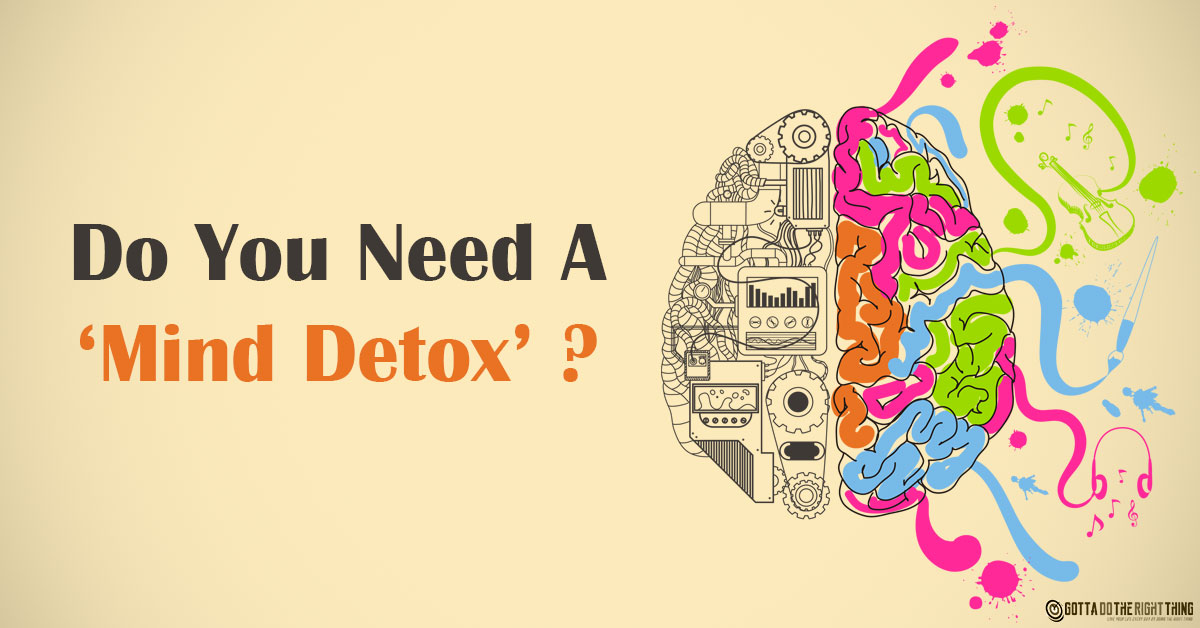 Listen to These Brainwave Audios To Help Detox Your Mind