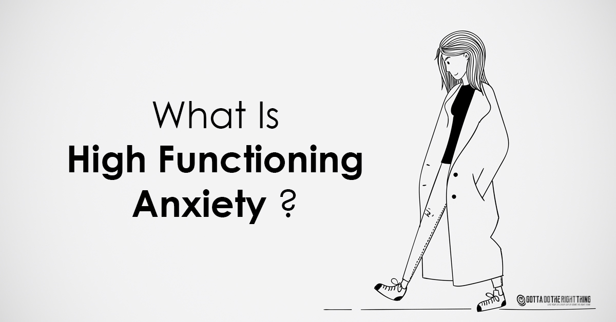 This Is What You Should Know About People With High-Functioning Anxiety