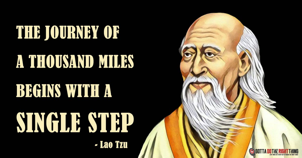 4 Inspirational Rules of Living for a Positive Life, by Lao Tzu