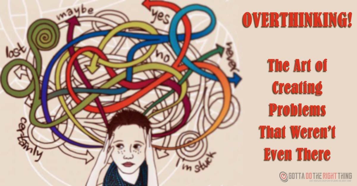 6 Steps to Stop Overthinking and Prevent Stress