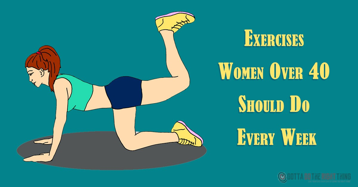 Image result for 9 Exercises Ideal for Women Over 40