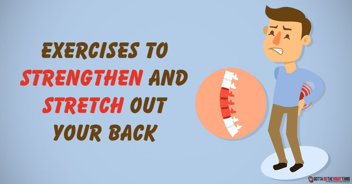 Exercises to Strengthen Your Back and Help Prevent Back Pain