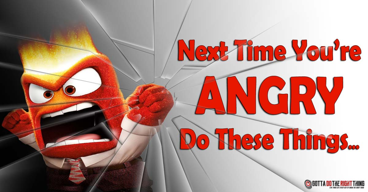 4 Ways to Manage Your Anger Peacefully