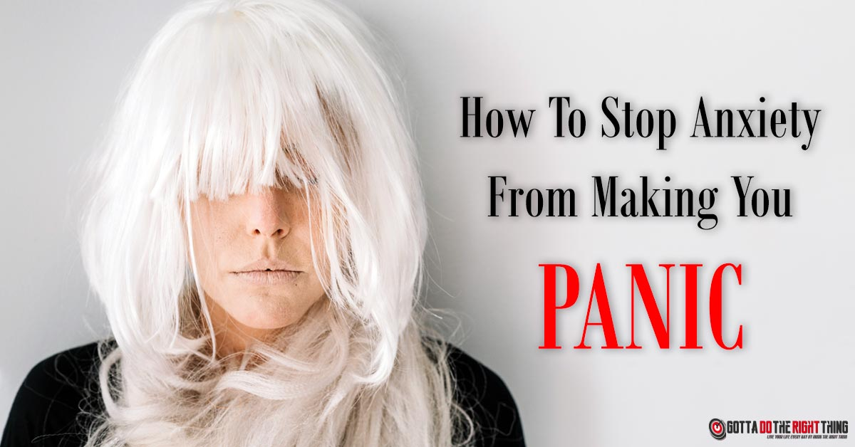 6 Strategies to Deal with Panic Attacks Due to Anxiety
