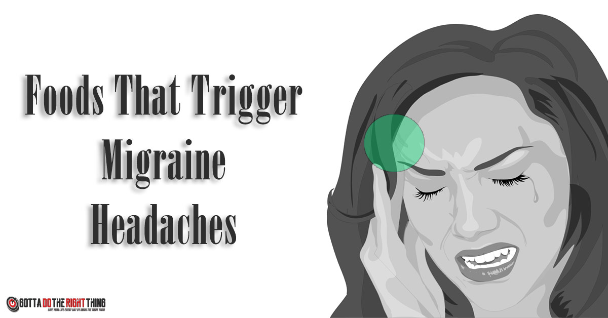 Foods and Drinks That Could Trigger Migraine Attacks