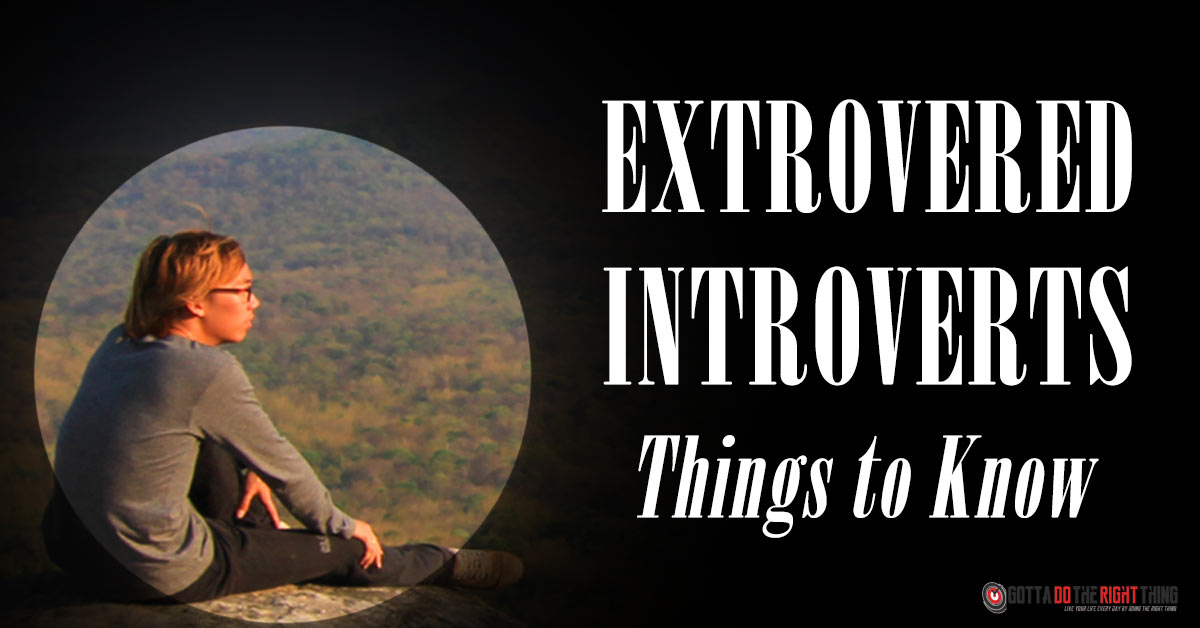 11 Signs That Someone You Know Is an Extroverted Introvert