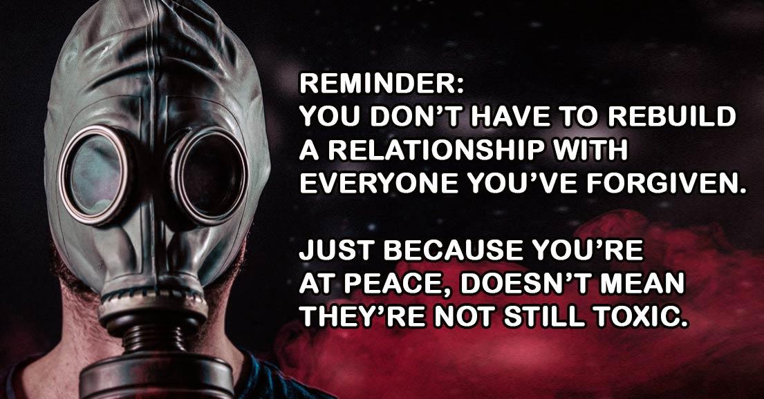 toxic personalities to avoid