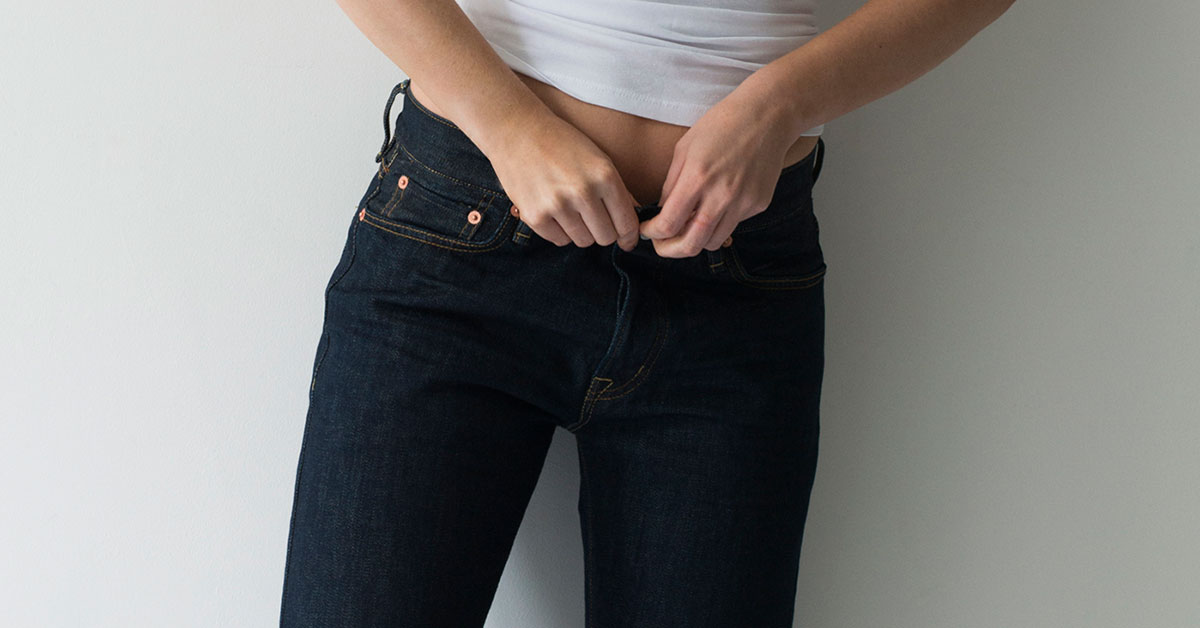 Jeans That Stop the Smell of Your Farts - Now on Market
