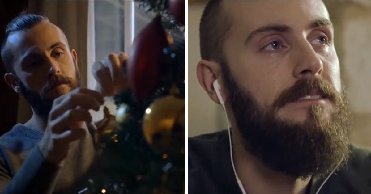 Touching Christmas Ad Made for Only £50 Goes Viral and Leaves Everyone in Tears