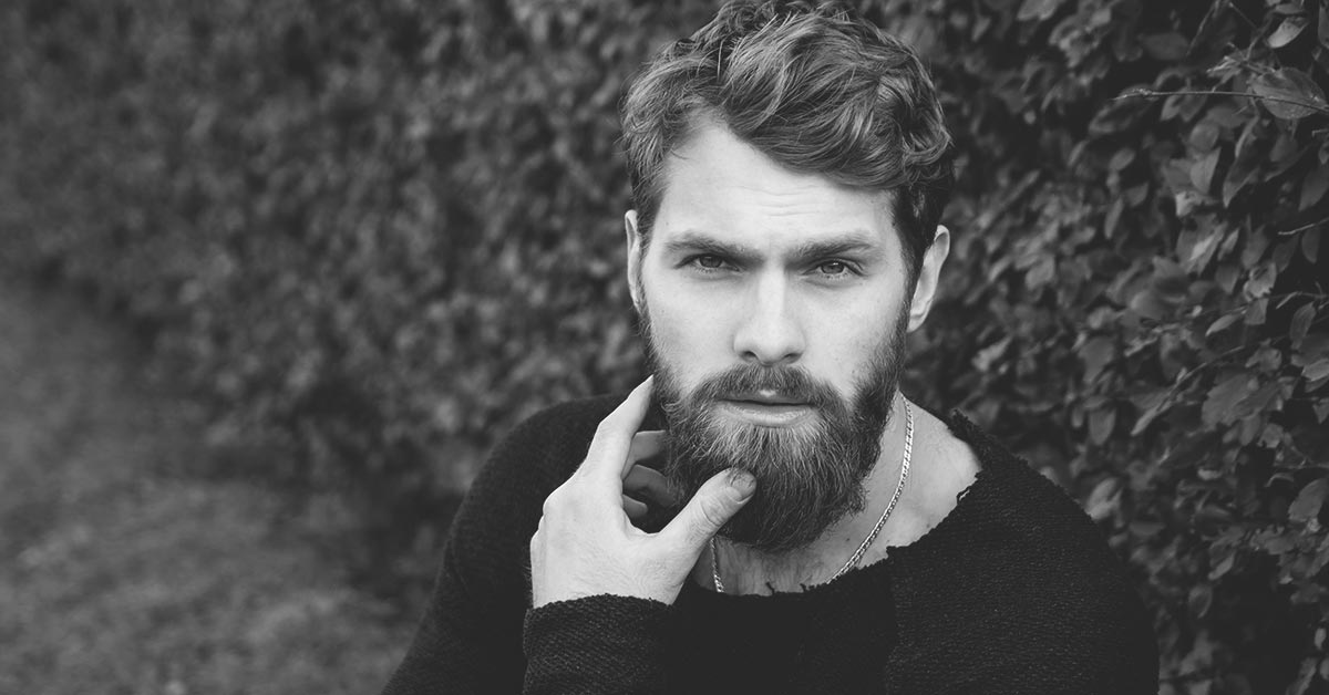 Women Find Men with Beards More Attractive, Research Says